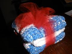 Washcloths - prize