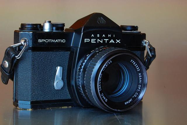 Asahi Pentax Spotmatic SP