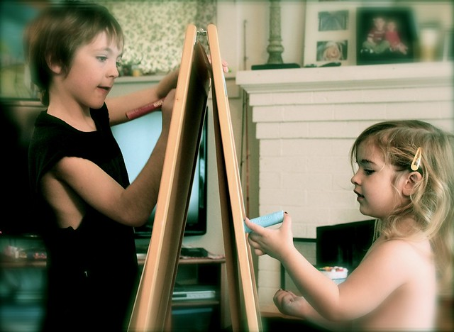 The Easel