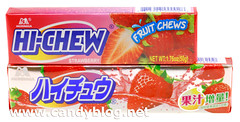 HiCHEW from Taiwan & Japan