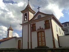 Diamantina, Minas Gerais. Igreja do Bonfim, 1771 (Simone Bessa) Tags: brazil church brasil minas gerais iglesia igreja diamantina whbrasil