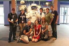 STS-133 NASA Tweetup 1.0 and KSCVC