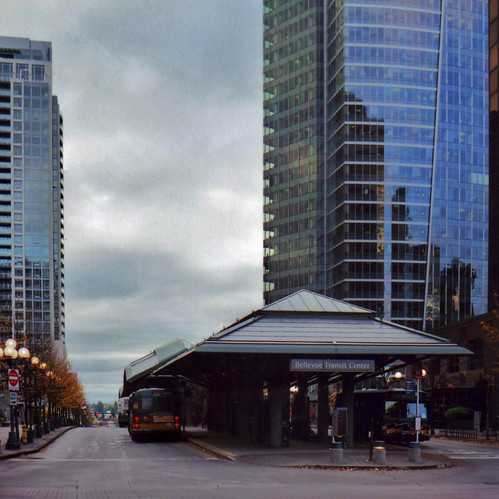 Bellevue Transit Center