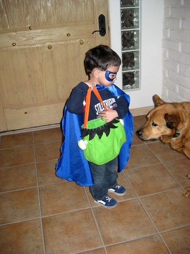 aidan the boy superhero