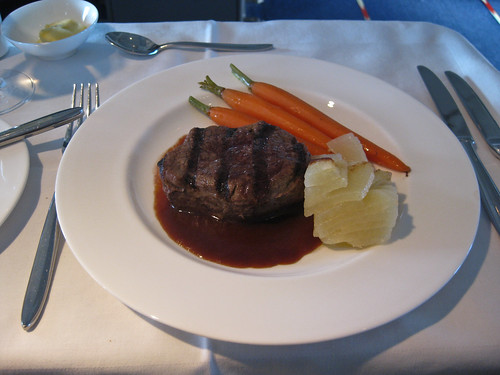 Lufthansa Steak