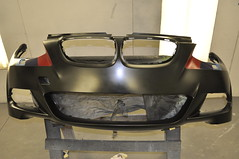 "BMW GT2 Tribute M-Tech front Bumper Painted • <a style=""font-size:0.8em;"" href=""http://www.flickr.com/photos/85572005@N00/5145902603/"" target=""_blank"">View on Flickr</a>"