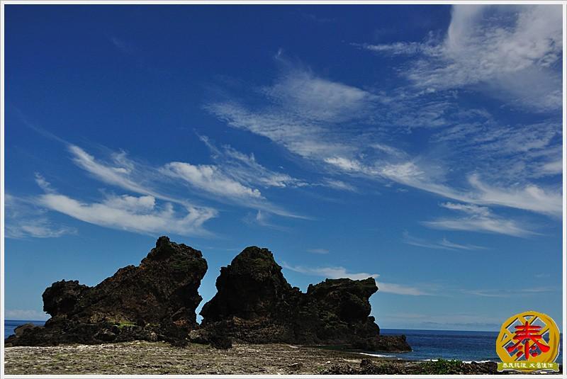 蘭嶼day2-03-情人洞+雙獅岩+朗島村 (8)