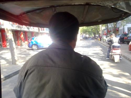 3輪タクシー@西安