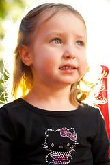Nikki (Robert Bejil Productions) Tags: california park county cactus portrait fall halloween girl pumpkin paul child little sony alien bee 1600 kern ii buff wireless alpha kpa bakersfield vagabond v4 a300 robertbejil