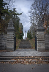 Queenston Heights (A Great Capture) Tags: park autumn ontario canada fall monument statue stairs major october general isaac brock sir heights warof1812 on queenston ald brocks ash2276 ashleyduffus ald ashleysphotographycom ashleysphotoscom ashleylduffus wwwashleysphotoscom