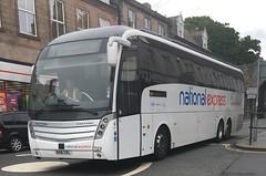 National Express 7128 BX16 CKL (28.06.2017) (CYule Buses) Tags: service591 lavantecaetano caetanolavante nationalexpress 7128 bx16ckl