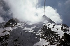 Téléphérique de l'Aiguille du midi (Daniel Biays) Tags: téléphériquedelaiguilledumidi chamonixmontblanc hautesavoie montagne mountain aiguilledumidi alpes