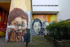 Berlín_0032 (Joanbrebo) Tags: berlin alemania de mehringplatz kreuzberg canoneos80d eosd autofocus cityscape streetscenes street carrers calles pintadas murales murals streetart grafitis efs1018mmf4556isstm