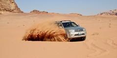 Off-Roading, Wadi Rum (subherwal) Tags: wadi rum wadirum offroading desert jordan
