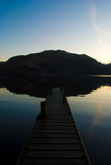 Ullswater Jetty (WittWooPhoto) Tags: longexposure water landscape photography waterfall agua aqua lakes lakedistrict h2o explore cumbria slowshutter lakeland thelakes silky ullswater edenvalley paulwitterick wwwwitterickcom wittwoo wittwoophoto