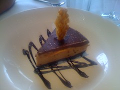 Sam's Anchor Cafe - Peanut butter mousse cake