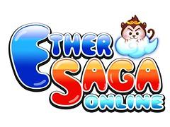 Ether Saga Logo