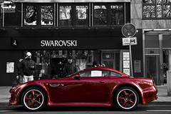 Invicta S1 600 (Murphy Photography) Tags: red white money black cars car speed germany grey power 600 s1 dsseldorf invicta luxus supercar swarowski k knigsallee