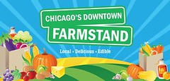 Chicago Downtown Farmstand