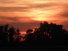 sunset at Zmigrod (EuCAN Community Interest Company) Tags: poland 2009 eucan milicz baryczvalley