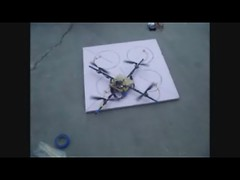 quadcopter liftoff test 3 (wimbot32259) Tags: test fun insane scary good air flight bad tie down quad holy liftoff crap copter wobbly throttle uncontrolled quadcopter