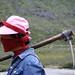 China - Tibetan Laborer