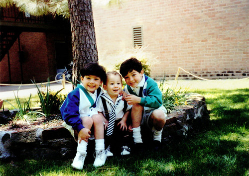 The little Jonas Brothers :) by Kripszy.