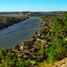 Mount Bonnell in Austin Texas - HDR