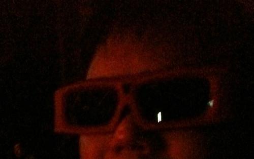 映画『Avatar]  3Dメガネ