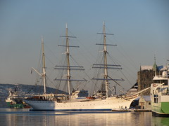 Stadsraad Lehmkul, Bergen, Norway. (alis.lorentzen) Tags: norway sailing ship bergen mtrtrophyshot