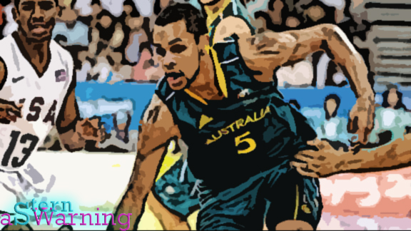 Patty Mills Boomers