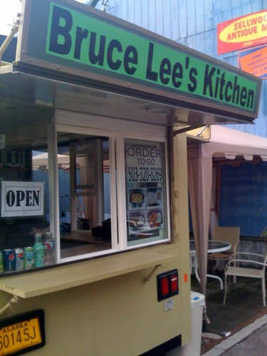 Bruce Lee's Kitchen