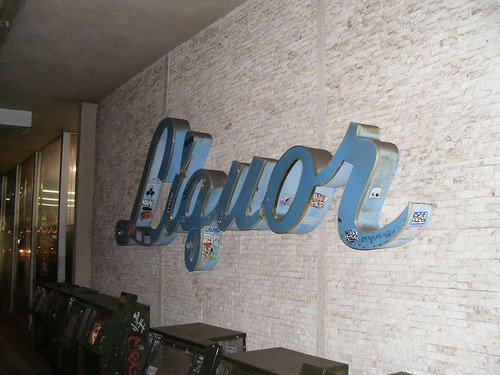 Liquor Script, Main Street Santa Monica