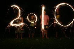 Happy New Year! (kamoteque) Tags: fireworks philippines newyear sparklers manapla asiasociety2010