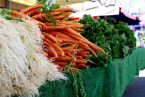 Farmer's Market :: Claremont