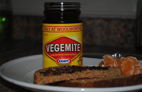 [4/365] Operation Vegemite