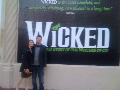 Wicked - blurry