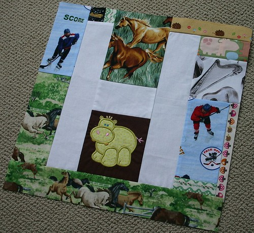Sew Connected block for audreypawdrey