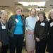 95 Phyllis Bonekemper, Grace Weber, Anne Schepler, Jane Hoskins and Merle Miller