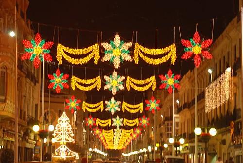 Iluminación Navidad Melilla 2009