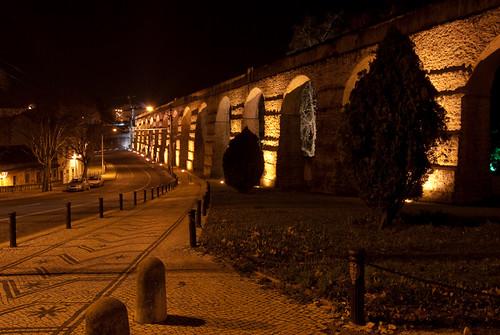 Day #9 - Coimbra Aqueduct