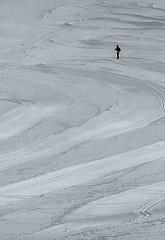 The Journey (catalin_milos) Tags: bw abstract austria glacier gletscher kaprun kitzsteinhorn