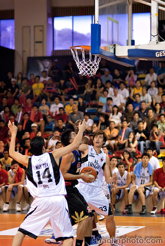 KL Dragons vs Philippine Patriots