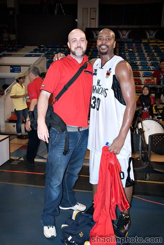 Me & Jamal Brown