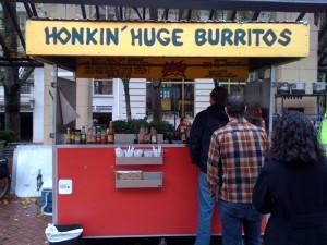 Honkin' Huge Burritos