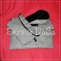 Capa de Notebook Xadrez (emporiodaca) Tags: notebook handmade artesanato notebookbag capadenotebook empóriodaca