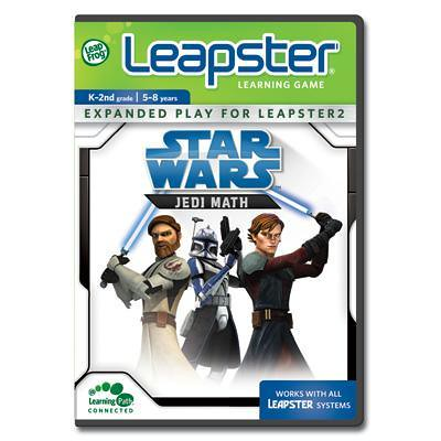 Leapster Jedi Math Game by seolatest