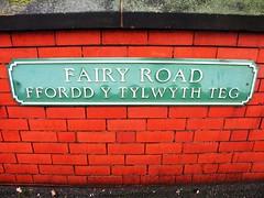 Ffordd Y Tylwyth Teg