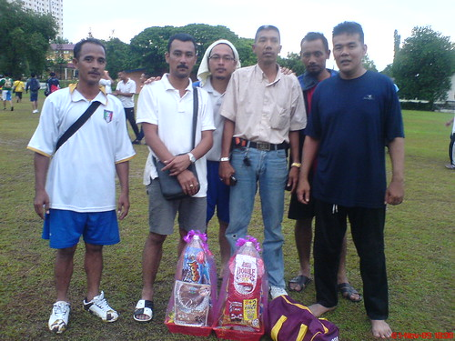 My Takraw geng