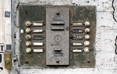 Day 48 (tekstur) Tags: me make person fitzrovia urbandecay days to 100 better doorbells a 100daystomakemeabetterpersonproject